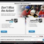 NHL GameCenter App