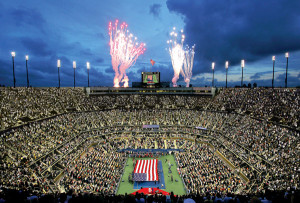 US open utilizes new technology